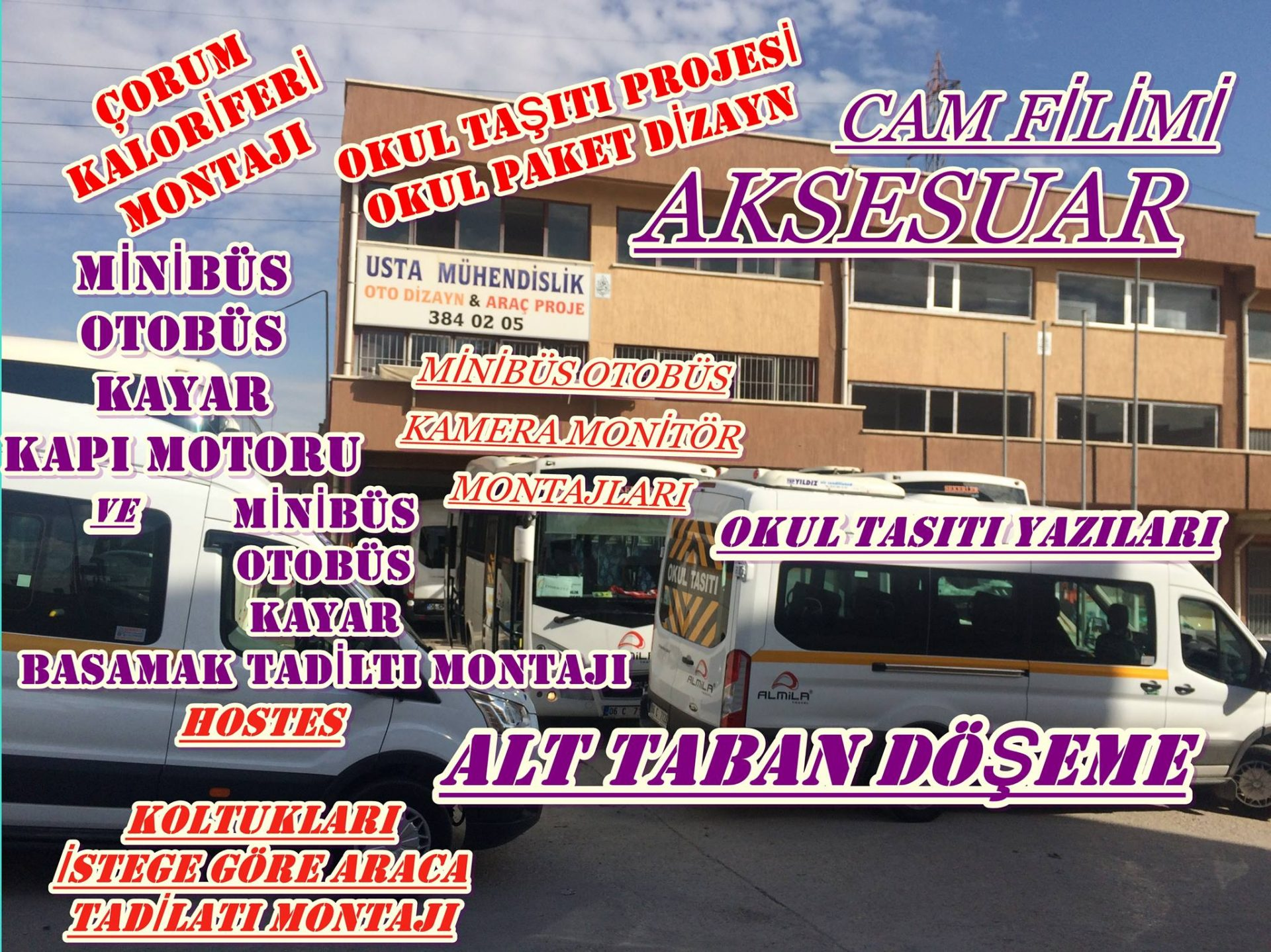 Usta Oto Dizayn Ankara